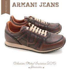 El mes de Septiembre viene cargado de novedades. Hoy Sneakers Armani Jeans para…