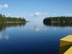 Saimaan saarikierros, pyöräilyreitti | #OutdoorsFinland