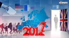 CNA: 2017: La que se avecina - Elecciones en Europa decidirán si romper o no con el Euro y la UE Continents, Europe