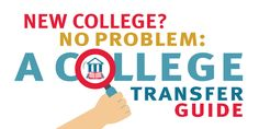 New College? No Problem: A College Transfer Guide New College, College Hacks, College Life, School Daze, School S, Career Education, Community College, Student Life