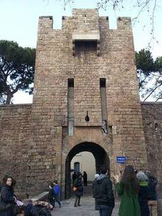 Porta de Santa Madrona