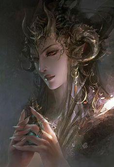 Fomorian: - Cethlenn wife of Balor