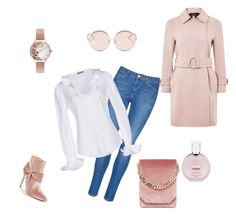 """""""osz"""" by lillus-lako-ll on Polyvore featuring Topshop, JustFab, N°21, Cafuné, Alexander McQueen, Olivia Burton and Chanel"""