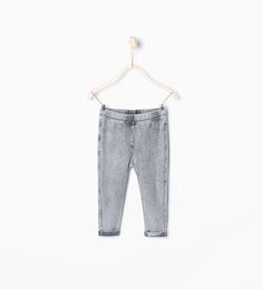 Faded leggings-New this week-Baby girl (3 months-4 years)-COLLECTION AW15 | ZARA Hungary