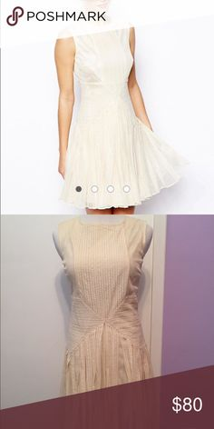 Asos layered lace dress size 4 Beautiful vintage inspired lace dress ASOS Bottoms Skirts