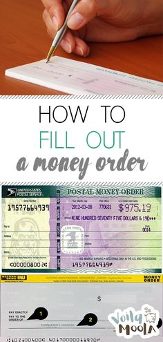 Learn all you will need to know to fill out a money order. Filling out a money order properly ensures that the money will arrive to the proper location. Earn Money From Home, How To Make Money, Simple Spinach Salad, Life On A Budget, Money Order, Sweet Tarts, Frugal, Saving Money, Budgeting