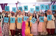 Super funny groom welcome entry ideas for bridesmaids. Check out some amazing ideas and games that you can plan with the groom at baarat entry. Desi Wedding Decor, Indian Wedding Decorations, Wedding Stage, Wedding Photo Props, Wedding Photoshoot, Bride Entry, Indian Wedding Photography Poses, Funny Ideas, Pakistani Mehndi Decor