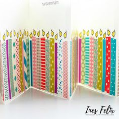 Ines Felix - creative things to imitate: birthday card for grandma - Diy Gifts Diy Gifts For Grandma, Diy Gifts To Sell, Diy Gifts For Mothers, Diy Gifts For Friends, Easy Diy Gifts, Diy Gifts For Boyfriend, 90th Birthday Cards, 17th Birthday Gifts, Birthday Diy