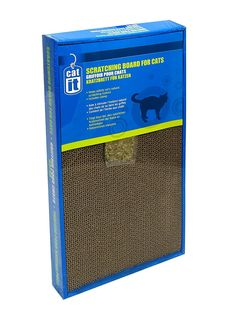 Catit Scratcher with Catnip *** Discover this special cat product, click the image : Cat Beds and Furniture