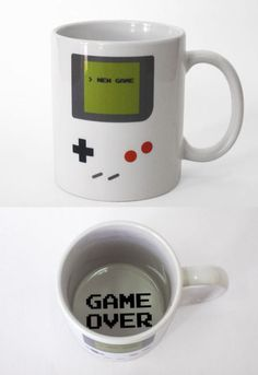 This mug is a perfect gift for the gamer in your life!