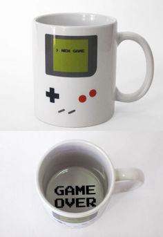 Nintendo mug!