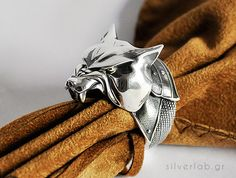 """The Hound, Sandor Clegane, House Clegane Ring, """"Game of Thrones """" inspired """"Houses of Westeros"""" Jewelry , Dog Animal Ring"""