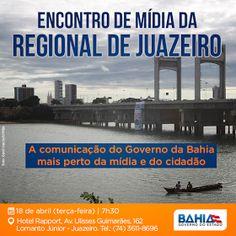 NONATO NOTÍCIAS: Juazeiro: Secom promove encontro de mídia regional...