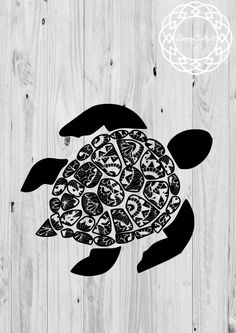 A personal favorite from my Etsy shop https://www.etsy.com/listing/469901885/sea-turtle-clipart-svg-sea-turtle