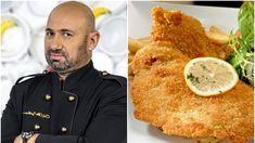 Rețeta de șnițele a lui Cătălin Scărlătescu. Trucul secret al juratului Chefi la Cuțite Good Food, Ethnic Recipes, Healthy Food, Yummy Food