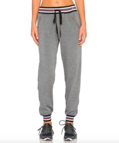 232301b8d2 NWT $96 Trina Turk Recreation Fleece Jogger Gray Sweat Pants TR6F636  Women's #TrinaTurk #TrackSweatPants