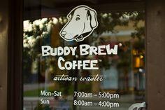 Buddy Brew Coffee roastery