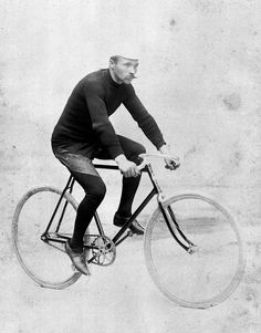 Maurice Garin nicknamed 'the chimney sweep' after his former profession, won the first Tour de France on this day in 1903. He won with a margin of 2 hours and 49 minutes, which remains the largest in the history of the race