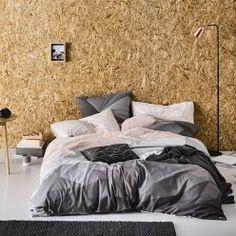 Home Republic Elements Bedlinen - Bedroom Quilt Covers & Coverlets - Adairs online Quilt Cover Sets, Quilt Sets, Dream Bedroom, Home Bedroom, Master Bedroom, Linen Bedding, Bedding Sets, Where To Buy Bedding, Home Republic
