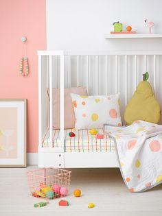Pretty pastels - nursery