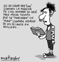 Ap Spanish, Teacher Humor, Classroom Organization, Reading, Funny, Books, Goodies, Students, Spanish