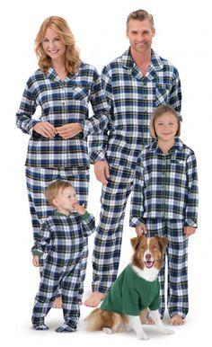 Matching Family Pajamas  Family Pajama Sets 2c24c270f