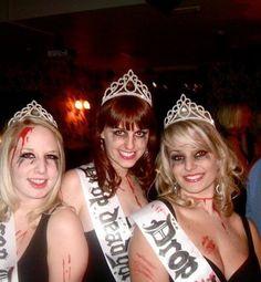 Drop DEAD Gorgeous Prom Queens - Halloween!