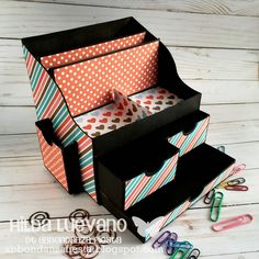 - You are in the right place about diy crafts Here we offer you the most beautiful pictures about th - Diy Cardboard Furniture, Cardboard Box Crafts, Paper Crafts, Diy Arts And Crafts, Creative Crafts, Crafts For Kids, Desk Organization Diy, Diy Storage, Diy Box