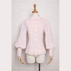 Lolita Gigot sleeve blouse