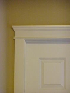 trim and moulding | door casing with nice detail