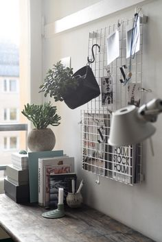4 Everyday Swedish Design Staples For Creating A Scandinavian Home Scandinavian Home Interiors, Scandinavian Architecture, Hidden Spaces, Office Workspace, Office Spaces, Swedish Design, House Colors, Home And Living, Houses
