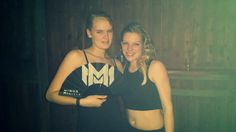 Party with my girl <3