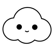 bubble cloud outline clip art http www kittencarcare info bubble rh pinterest com