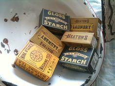 vintage soaps