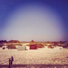 Ilha de Tavira, Algarve - one of my favourite places