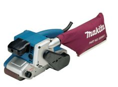 Makita3-Inch-by-21-Inch Variable Speed Belt Sander. Hand sanding sucks. I need this.