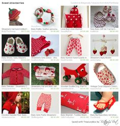 Sweet strawberries Strawberries, Advent Calendar, Christmas Ornaments, Holiday Decor, Sweet, Etsy, Candy, Strawberry Fruit, Advent Calenders