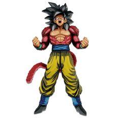Banpresto Dragon Ball GT Super Master Stars Piece The Super Saiyan 4 Son Goku Manga Dimensions Toy, Multicolor - Bast Figures Dbz, Goku Ss4, Dragon Ball Gt, Son Goku, Super Saiyan 4 Goku, Goku Manga, Super Movie, Ideas, Ssj 4