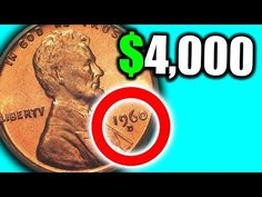 This 1960 penny is worth money. We look at rare error pennies worth money. This is the difference between the 1960 small date penny and large date as well as.