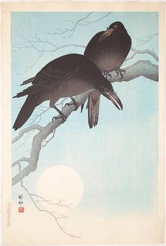 love me some japanese woodblock prints..