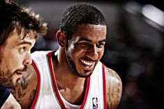 LaMarcus Aldridge Named Western Conference Player Of The Week
