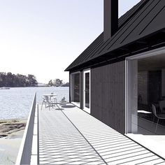 Love this Finnish Summer house.