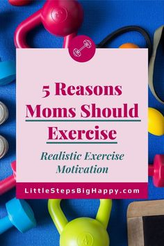 Click to see the top 5 reasons why you should make a fitness new year's resolution in 2020. This article has the motivation you need to make exercise a priority in the new year. Fitness inspiration to help moms focus on getting healthy and fit. #fitnessnewyearsresolutions #fitnessgoalsettings #2020goals #exercisemotivation #newyearsgoals Start Losing Weight, Lose Weight In A Month, Want To Lose Weight, Inspirational Quotes For Women, Motivational Quotes For Working Out, Weight Loss For Women, Weight Loss Tips, Weights For Beginners, Healthy Lifestyle Motivation