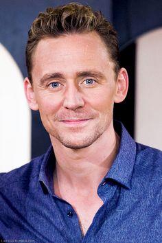 Tom Hiddleston @ET Canada 2015 Festival Central Lounge during 2015 TIFF
