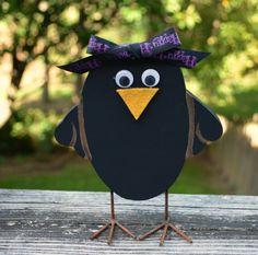 Ravens Decor for Fall