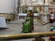 <p>Chihuahua, Chih.- Esta mañana durante la.misa dominical, el arzobispo de Chihuahua, Constancio Miranda Weckman comentó que este es el domingo