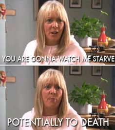 """And exactly what she needed too. 31 Times Pam From """"Gavin And Stacey Was Genuinely Hilarious Tv Funny, Hilarious, Funny Stuff, Best Tv Shows, Movies And Tv Shows, Gavin And Stacey, British Sitcoms, Tv Quotes, Burns"""