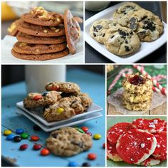 Cookie recipes the whole family will love. So excited to start baking!