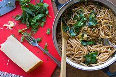 Garlic Butter Spaghetti
