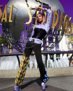 Kylie, Disney Channel Descendants, Eyelash Serum, Purple Sky, Stay Tuned, Idol, Teen, Punk, Celebrities